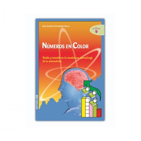 Números en color (inclou CD)