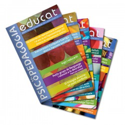 Pack 15 revistes Educat