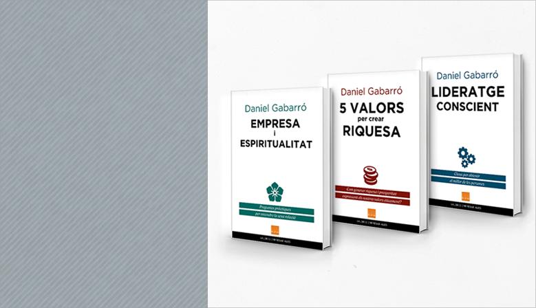 Llibres d'en Daniel Gabarró