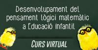 Desenvolupament del Pensament Lògic i Matemàtic en Educació Infantil